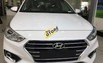Bán Hyundai 1.4 AT đặc biệt, màu trắng giao ngay chỉ 120 triệu