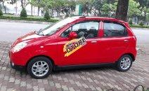 Cần bán gấp Daewoo Matiz năm 2007, màu đỏ nhập khẩu nguyên chiếc, giá 160triệu