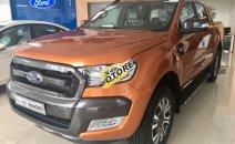Ford Hải Phòng-Wildtrak 3.2l AT 4x4 sản xuất 2018, màu đỏ, nhập khẩu nguyên chiếc