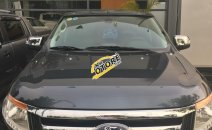 Cần bán lại xe Ford Ranger năm 2014, màu xám (ghi), 565 triệu nhập khẩu Thái Lan, giá thoả thuận hotline 090.12678.55