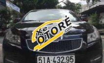 Cần bán gấp Chevrolet Cruze LTZ 2012, màu đen như mới, 370 triệu