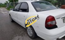 Cần bán lại xe Daewoo Nubira 1.6MT năm sản xuất 2003, màu trắng