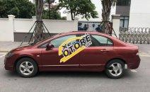 Cần bán lại xe Honda Civic 1.8 sản xuất năm 2009, màu đỏ chính chủ, giá chỉ 400 triệu