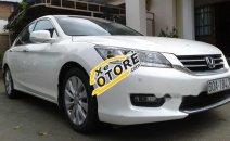 Bán ô tô Honda Accord 2.4AT năm 2014, màu trắng, nhập khẩu Thái Lan