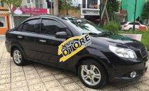 Bán Chevrolet Aveo 1.5AT 2014, màu đen