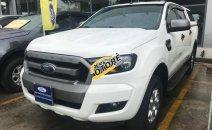 Bán xe Ford Ranger XLS 4X2 MT đời 2015, màu trắng, nhập khẩu, hỗ trợ ngân hàng, hotline 090.12678.55