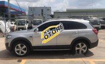 Bán Chevrolet Captiva đời 2015, màu bạc xe gia đình