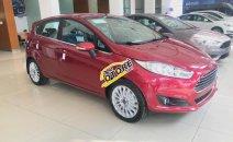 Bán Ford Fiesta Sport, film cách nhiệt - Camera lùi - Màn hình cảm ứng - Vietmap dẫn đường - Camera hành trình