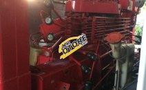 Bán xe tải thùng đời 2008 có cần cẩu, màu đỏ, nhập khẩu, 420 triệu