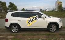 Bán Chevrolet Orlando LTZ đời 2015, màu trắng, đẹp như mới