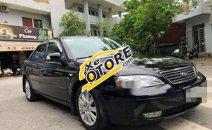 Bán Ford Mondeo 2.5 V6 đời 2004, màu đen xe gia đình