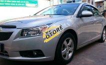 Cần bán xe Chevrolet Cruze Ltz 1.8, đời 2010, màu bạc