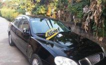 Bán ô tô Daewoo Leganza CDX đời 1997, màu đen, 80 triệu