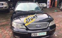 Cần bán xe Ford Mondeo 2.5V6 sản xuất 2004, màu đen số tự động