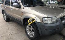 Bán em Ford Escape XLT 2003 màu vàng cát