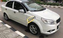 Cần bán Chevrolet Aveo LTZ đời 2014, màu trắng, giá chỉ 328 triệu