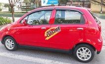 Bán Daewoo Matiz đăng ký lần đầu 2007, màu đỏ, xe nhập, 165triệu