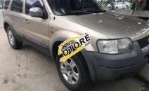 Bán ô tô Ford Escape XLT năm sản xuất 2003, màu vàng cát