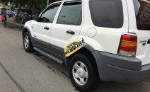 Bán Ford Escape XLT 2002, màu trắng, giá 155tr