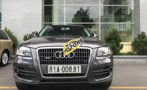 Cần bán Audi Q5 2.0T 2011, màu xám (ghi), nhập khẩu nguyên chiếc
