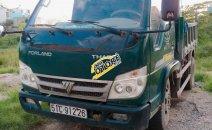 Bán xe Ben Thaco 1,5 tấn 2,1 khối đời 2011 máy cứng sơn zin