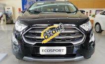 Bán ô tô Ford EcoSport Trend AT năm 2018, màu đen, giá 575tr