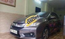 Cần bán Honda City CVT 2015, màu xám số tự động giá cạnh tranh