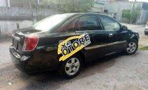 Bán Daewoo Lacetti EX năm 2004, màu đen, giá chỉ 142 triệu