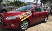 Cần bán gấp Ford Focus Titanium đời 2014, màu đỏ