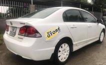 Bán xe Honda Civic sản xuất 2011 màu trắng, 370 triệu