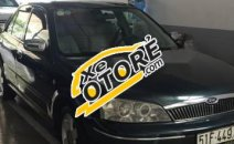 Cần bán lại xe Ford Laser đời 2003, màu đen chính chủ, giá 210tr