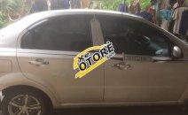 Cần bán lại xe Chevrolet Aveo 2009, màu bạc, 170 triệu