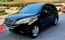 Bán ô tô Honda CR V 2.4 đời 2011, màu đen