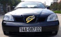 Cần bán xe Daewoo Lacetti EX năm sản xuất 2005, màu đen