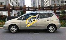 Cần bán xe Chevrolet Vivant CDX 2009, màu vàng cát, chính chủ