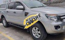 Cần bán gấp xe Ford Ranger XLS MT 2015, màu bạc, mẫu mới