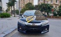 Cần bán xe Honda City 1.5 CVT sản xuất 2015, màu đen