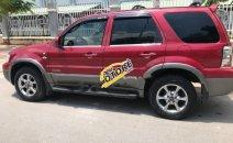 Bán xe Ford Escape XLT sản xuất năm 2004, màu đỏ, 198 triệu