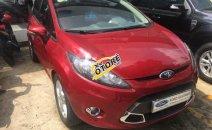 Cần bán Ford Fiesta S 1.6 AT năm 2012, màu đỏ giá cạnh tranh