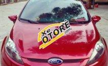 Cần bán xe cũ Ford Fiesta 1.6 AT đời 2012, màu đỏ