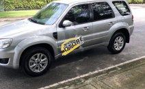 Bán Ford Escape XLS đời 2010, màu bạc xe gia đình, 395 triệu