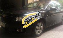 Bán Chevrolet Cruze 1.6 MT sản xuất 2011, màu đen xe gia đình