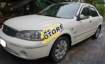 Bán Ford Laser 1.8AT đời 2003, màu trắng xe gia đình