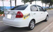 Cần bán xe Chevrolet Aveo LTZ sản xuất 2015, màu trắng