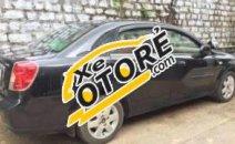 Cần bán Daewoo Lacetti EX đời 2004, màu đen giá cạnh tranh