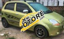 Cần bán gấp Chevrolet Spark Van sản xuất năm 2008, màu xanh lục