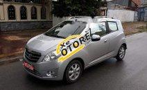 Bán ô tô Daewoo Matiz Groove đời 2009, màu bạc, nhập khẩu nguyên chiếc