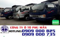Xe tải Jac 2.4T uy tín chất lượng trên thị trường- Đại lý tại TPHCM