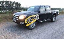 Cần bán Ford Ranger XLT đời 2007, màu đen, 375 triệu