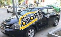 Cần bán lại xe Daewoo Lacetti EX năm 2008, màu đen, nhập khẩu nguyên chiếc